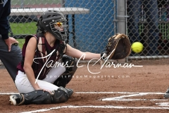 CIAC Softball Class L Tournament SF's #1 Pomperaug 5 vs. #4 Torrington 1 - Photo (39)