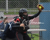 CIAC Softball Class L Tournament SF's #1 Pomperaug 5 vs. #4 Torrington 1 - Photo (43)
