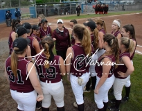 CIAC Softball Class L Tournament SF's #1 Pomperaug 5 vs. #4 Torrington 1 - Photo (5)