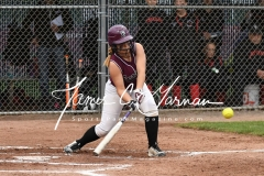 CIAC Softball Class L Tournament SF's #1 Pomperaug 5 vs. #4 Torrington 1 - Photo (81)