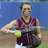 CIAC Softball Class L Tournament SF's #1 Pomperaug 5 vs. #4 Torrington 1 - Photo (86)