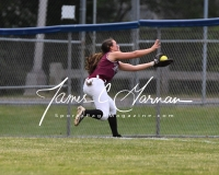 CIAC Softball Class L Tournament SF's #1 Pomperaug 5 vs. #4 Torrington 1 - Photo (95)