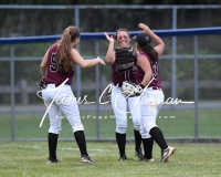 CIAC Softball Class L Tournament SF's #1 Pomperaug 5 vs. #4 Torrington 1 - Photo (97)