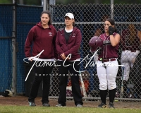 CIAC Softball Class L Tournament SF's #1 Pomperaug 5 vs. #4 Torrington 1 - Photo (98)