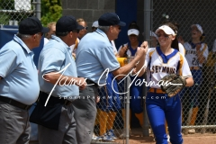 CIAC Softball Class M State QF - #4 Seymour 2 vs. #5 Granby Memorial 3; Photo (11)