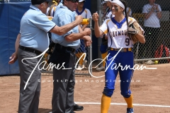 CIAC Softball Class M State QF - #4 Seymour 2 vs. #5 Granby Memorial 3; Photo (12)
