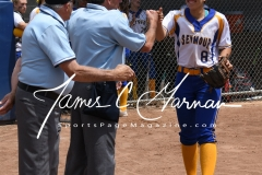 CIAC Softball Class M State QF - #4 Seymour 2 vs. #5 Granby Memorial 3; Photo (13)