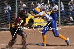 CIAC Softball Class M State QF - #4 Seymour 2 vs. #5 Granby Memorial 3; Photo (136)