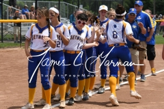 CIAC Softball Class M State QF - #4 Seymour 2 vs. #5 Granby Memorial 3; Photo (14)