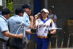 CIAC Softball Class M State QF - #4 Seymour 2 vs. #5 Granby Memorial 3; Photo (15)