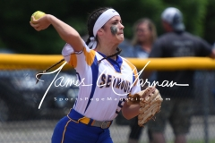 CIAC Softball Class M State QF - #4 Seymour 2 vs. #5 Granby Memorial 3; Photo (17)