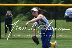 CIAC Softball Class M State QF - #4 Seymour 2 vs. #5 Granby Memorial 3; Photo (20)