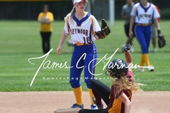 CIAC Softball Class M State QF - #4 Seymour 2 vs. #5 Granby Memorial 3; Photo (24)