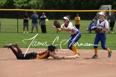 CIAC Softball Class M State QF - #4 Seymour 2 vs. #5 Granby Memorial 3; Photo (25)
