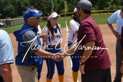 CIAC Softball Class M State QF - #4 Seymour 2 vs. #5 Granby Memorial 3; Photo (3)