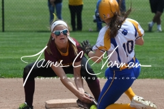 CIAC Softball Class M State QF - #4 Seymour 2 vs. #5 Granby Memorial 3; Photo (30)