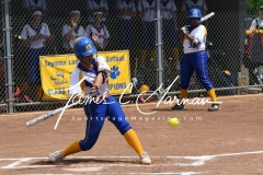 CIAC Softball Class M State QF - #4 Seymour 2 vs. #5 Granby Memorial 3; Photo (33)