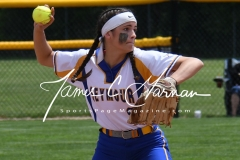 CIAC Softball Class M State QF - #4 Seymour 2 vs. #5 Granby Memorial 3; Photo (42)