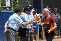 CIAC Softball Class M State QF - #4 Seymour 2 vs. #5 Granby Memorial 3; Photo (5)
