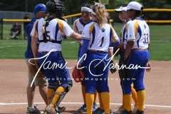 CIAC Softball Class M State QF - #4 Seymour 2 vs. #5 Granby Memorial 3; Photo (61)