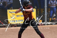 CIAC Softball Class M State QF - #4 Seymour 2 vs. #5 Granby Memorial 3; Photo (63)