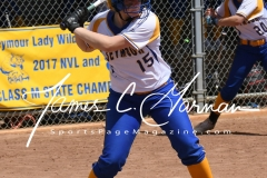 CIAC Softball Class M State QF - #4 Seymour 2 vs. #5 Granby Memorial 3; Photo (75)
