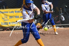 CIAC Softball Class M State QF - #4 Seymour 2 vs. #5 Granby Memorial 3; Photo (76)
