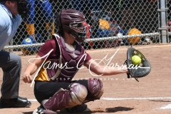 CIAC Softball Class M State QF - #4 Seymour 2 vs. #5 Granby Memorial 3; Photo (79)