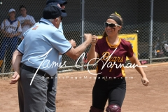 CIAC Softball Class M State QF - #4 Seymour 2 vs. #5 Granby Memorial 3; Photo (8)