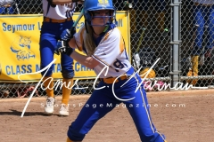 CIAC Softball Class M State QF - #4 Seymour 2 vs. #5 Granby Memorial 3; Photo (82)
