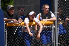 CIAC Softball Class M State QF - #4 Seymour 2 vs. #5 Granby Memorial 3; Photo (83)