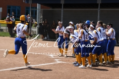 CIAC Softball Class M State QF - #4 Seymour 2 vs. #5 Granby Memorial 3; Photo (94)