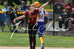 CIAC Softball Class M State QF - #4 Seymour 2 vs. #5 Granby Memorial 3; Photo (97)