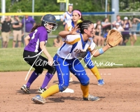 CIAC Softball Class M Tournament Finals #4 Seymour 4 vs. #7 North Branford 3 - Part 2 - Photo (20)