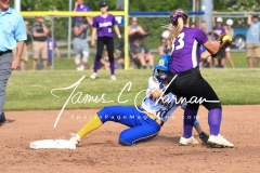 CIAC Softball Class M Tournament Finals #4 Seymour 4 vs. #7 North Branford 3 - Part 2 - Photo (28)