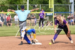 CIAC Softball Class M Tournament Finals #4 Seymour 4 vs. #7 North Branford 3 - Part 2 - Photo (29)