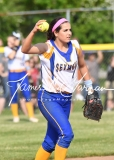 CIAC Softball Class M Tournament Finals #4 Seymour 4 vs. #7 North Branford 3 - Part 2 - Photo (35)