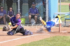 CIAC Softball Class M Tournament Finals #4 Seymour 4 vs. #7 North Branford 3 - Part 2 - Photo (7)