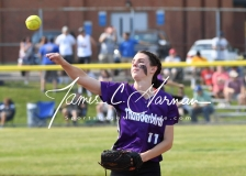 CIAC Softball Class M Tournament Finals #4 Seymour 4 vs. #7 North Branford 3 - Part 1 - Photo (67)