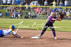CIAC Softball Class M Tournament Finals #4 Seymour 4 vs. #7 North Branford 3 - Part 1 - Photo (86)