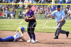 CIAC Softball Class M Tournament Finals #4 Seymour 4 vs. #7 North Branford 3 - Part 1 - Photo (87)