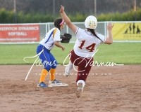 CIAC Softball Class M Tournament SF's #4 Seymour 6 vs. #17 St. Joseph 3 - Photo (139)