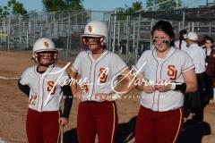 CIAC Softball Class M Tournament SF's #4 Seymour 6 vs. #17 St. Joseph 3 - Photo (32)