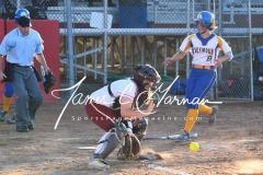 CIAC Softball Class M Tournament SF's #4 Seymour 6 vs. #17 St. Joseph 3 - Photo (78)