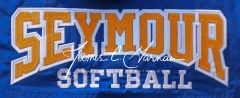 CIAC Softball - NVL Tournament SF's - #1 Seymour 5 vs. #4 St Paul 0 -Photo (1)