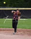 CIAC Softball - NVL Tournament SF's - #2 Holy Cross 3 vs. #3 Torrington 2 - Photo (15)