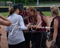 CIAC Softball - NVL Tournament SF's - #2 Holy Cross 3 vs. #3 Torrington 2 - Photo (164)