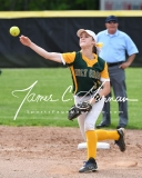 CIAC Softball - NVL Tournament SF's - #2 Holy Cross 3 vs. #3 Torrington 2 - Photo (19)