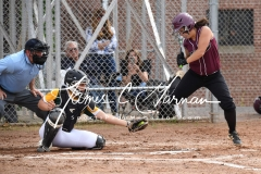 CIAC Softball - NVL Tournament SF's - #2 Holy Cross 3 vs. #3 Torrington 2 - Photo (21)
