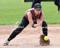 CIAC Softball - NVL Tournament SF's - #2 Holy Cross 3 vs. #3 Torrington 2 - Photo (32)